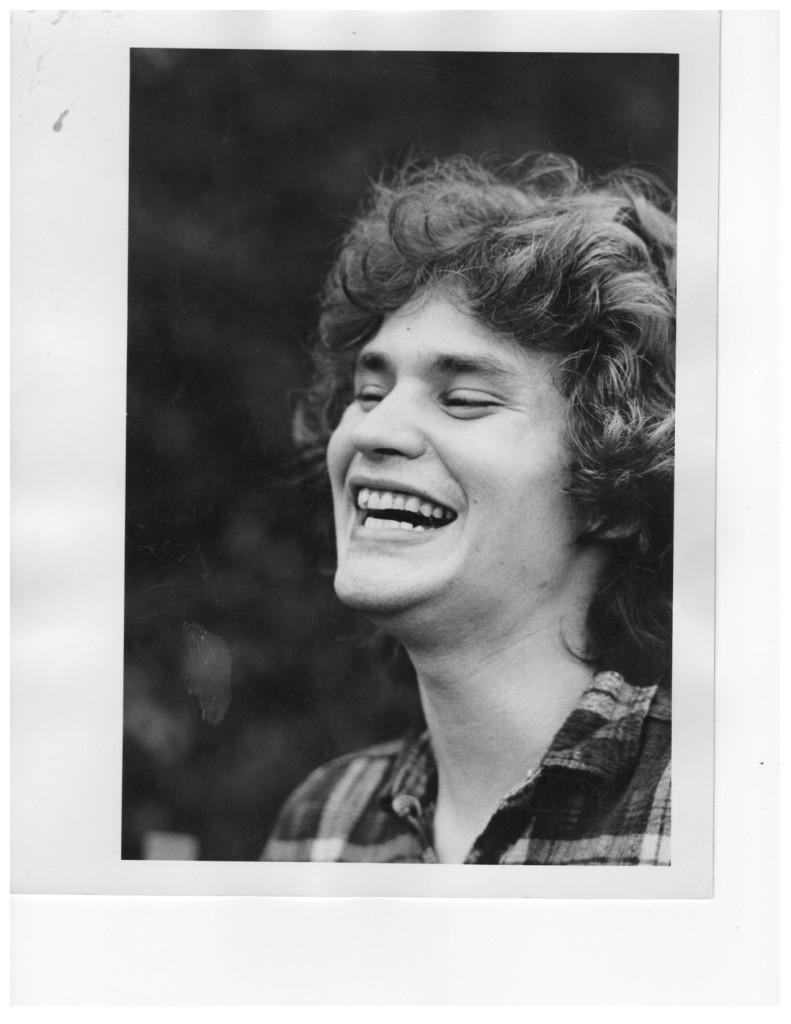 Dave Gahr Photo, Philly Folk Fest 1970