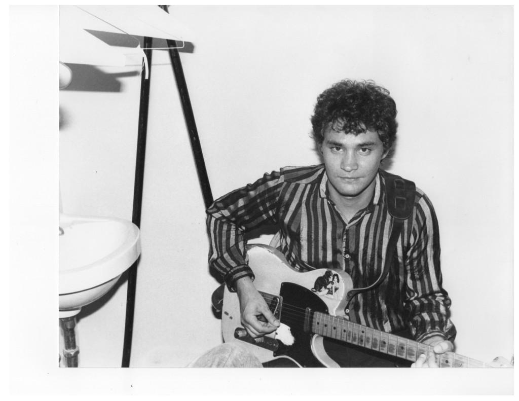 Keith In Bathroom