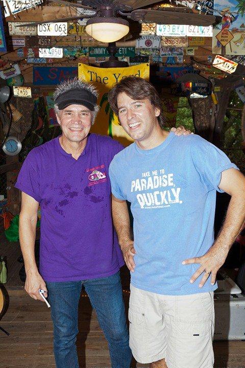 With John Frinzie
