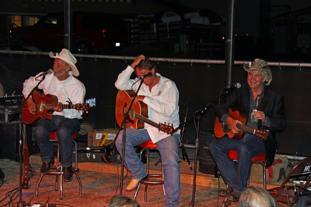 With Michael Hearne and Larry Joe Taylor - house concert