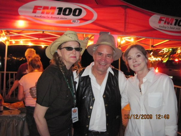 With Nancy Apple and Nanci Griffith