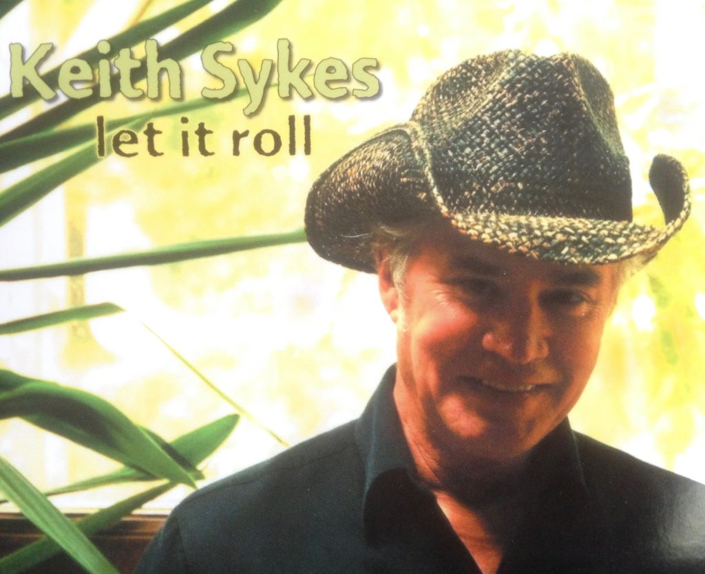 Keith Sykes - I'm Not Strange I'm Just Like You